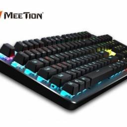Teclado Mecánico Meetion MT MK007 USB