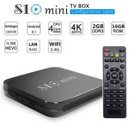 TV Box S10 Mini 2GB 16GB S905W 7.1