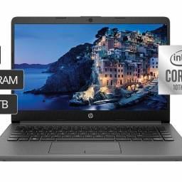 Notebook Hp Core I3 1005G1 4GB 1TB DW2047LA