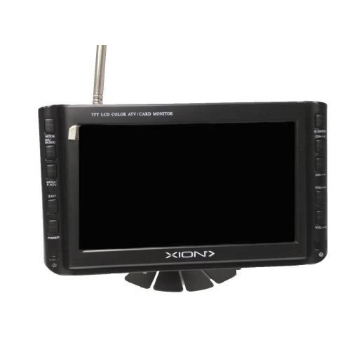TV portátil XION 7`` TV7