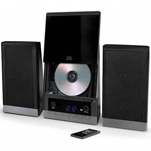 Mini sistema ONN AM/FM/MP3