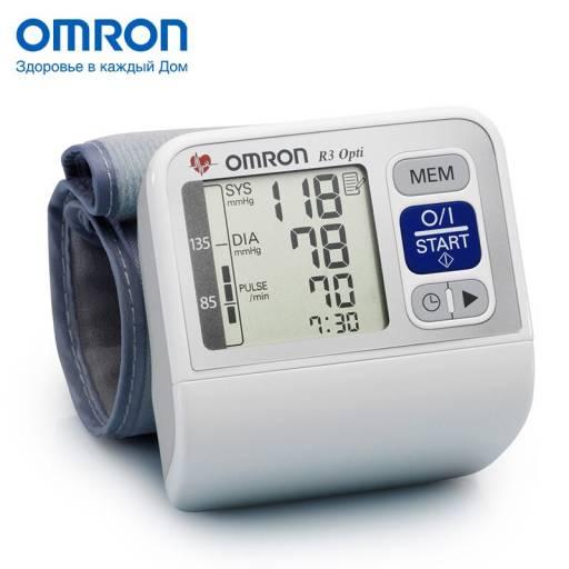 Medidor de presion OMRON