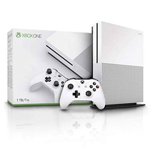 Consola XBOX ONE S 1Tb+Fifa 14+ porta joystick