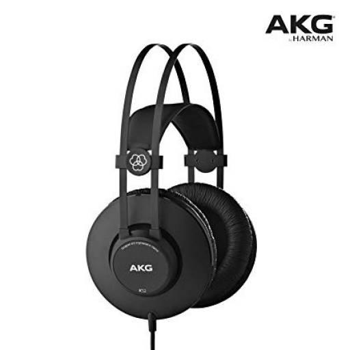 Auricular AKG K52