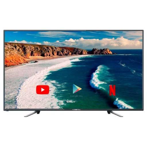 """TV Punktal 50"""" FHD Smart"""