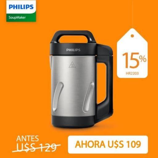 Sopera PHILIPS HR2203