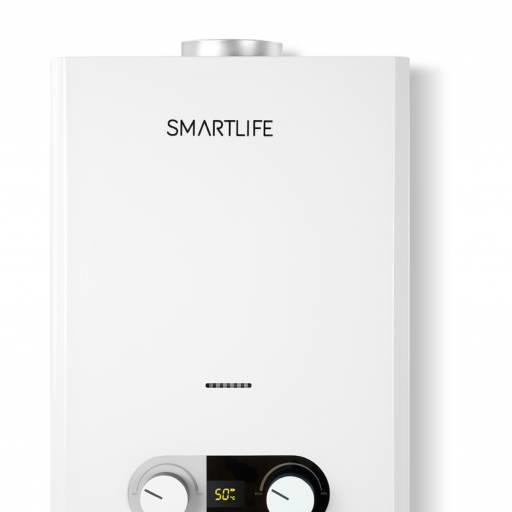 Calentador Inst Smartlife a Supergas 6Lts SL-GWH06D