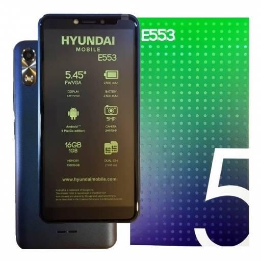 Celular Hyundai e553 16GB