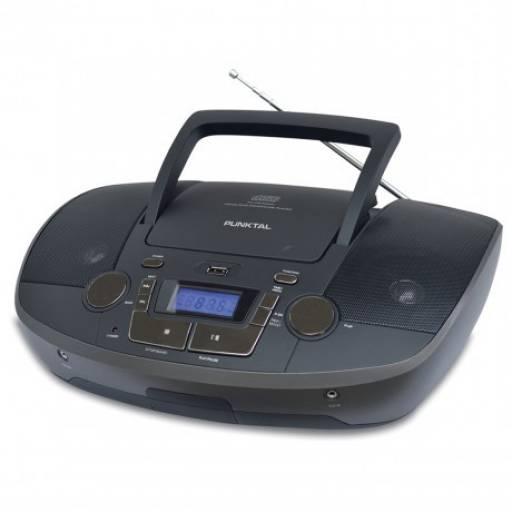 Radio Punktal PK-6000  CD/USB/BT