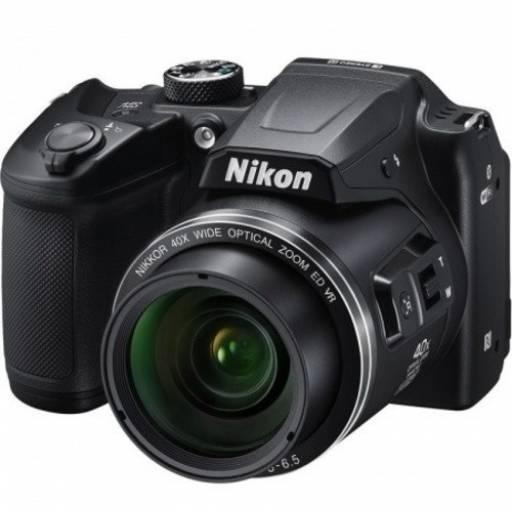 Cámara Nikon B500 Semiprofesional 16MP Wifi