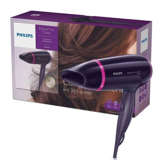 Secador de Pelo Philips BHD002