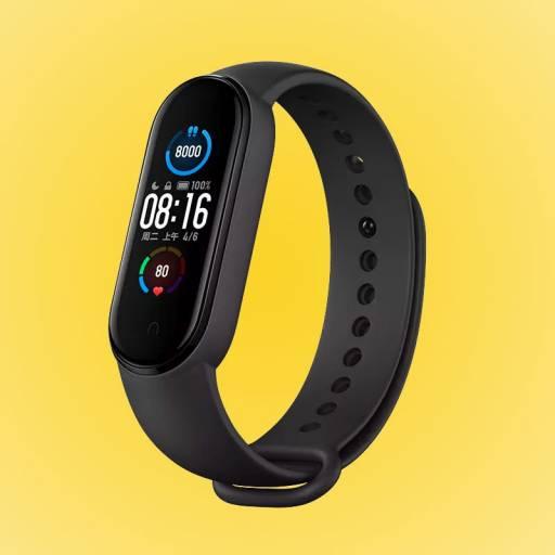 Reloj Mi Band 5 Xiaomi Pantalla Color
