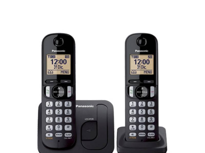 Telefono inalambrico Panasonic KXTG212