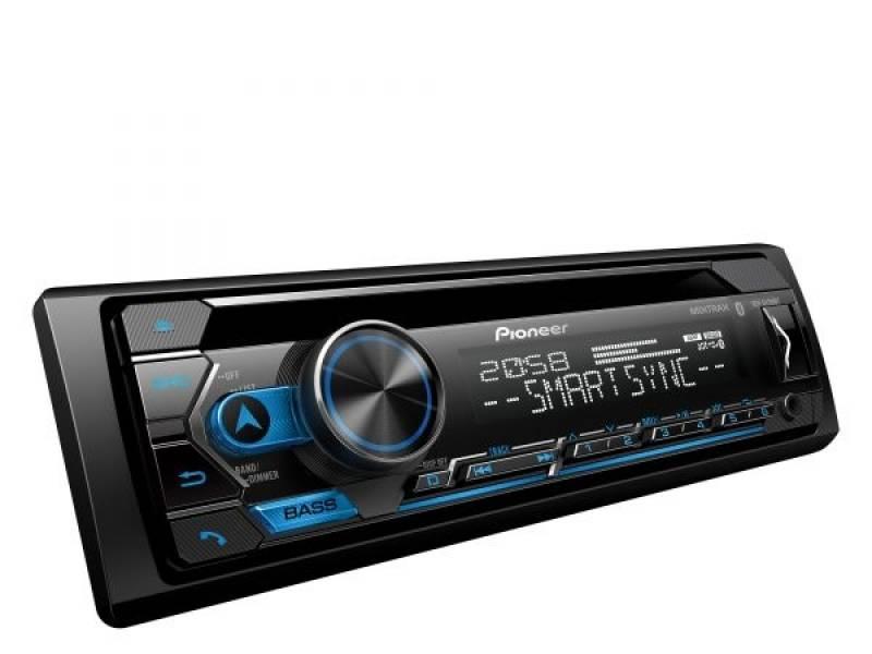Radio P/Auto Pioneer DEH-S4250BT