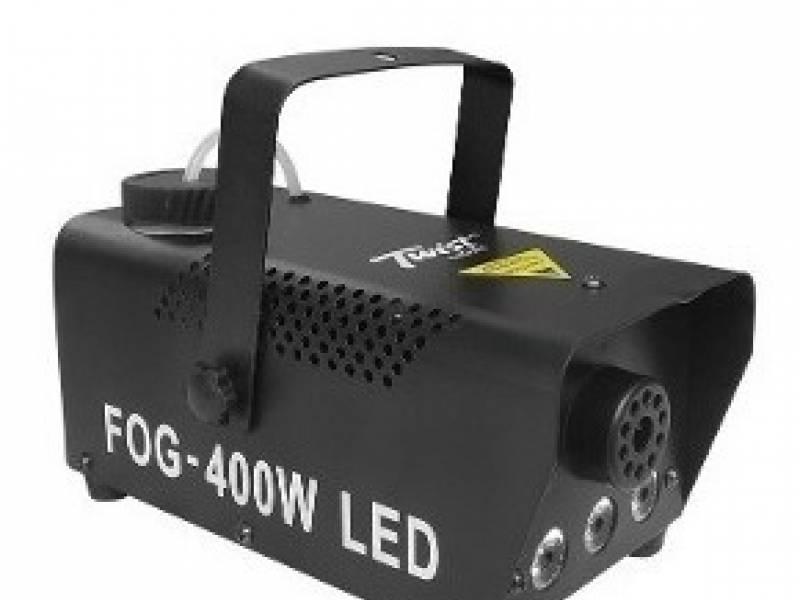 Maquina de humo PSL 400W Led F20